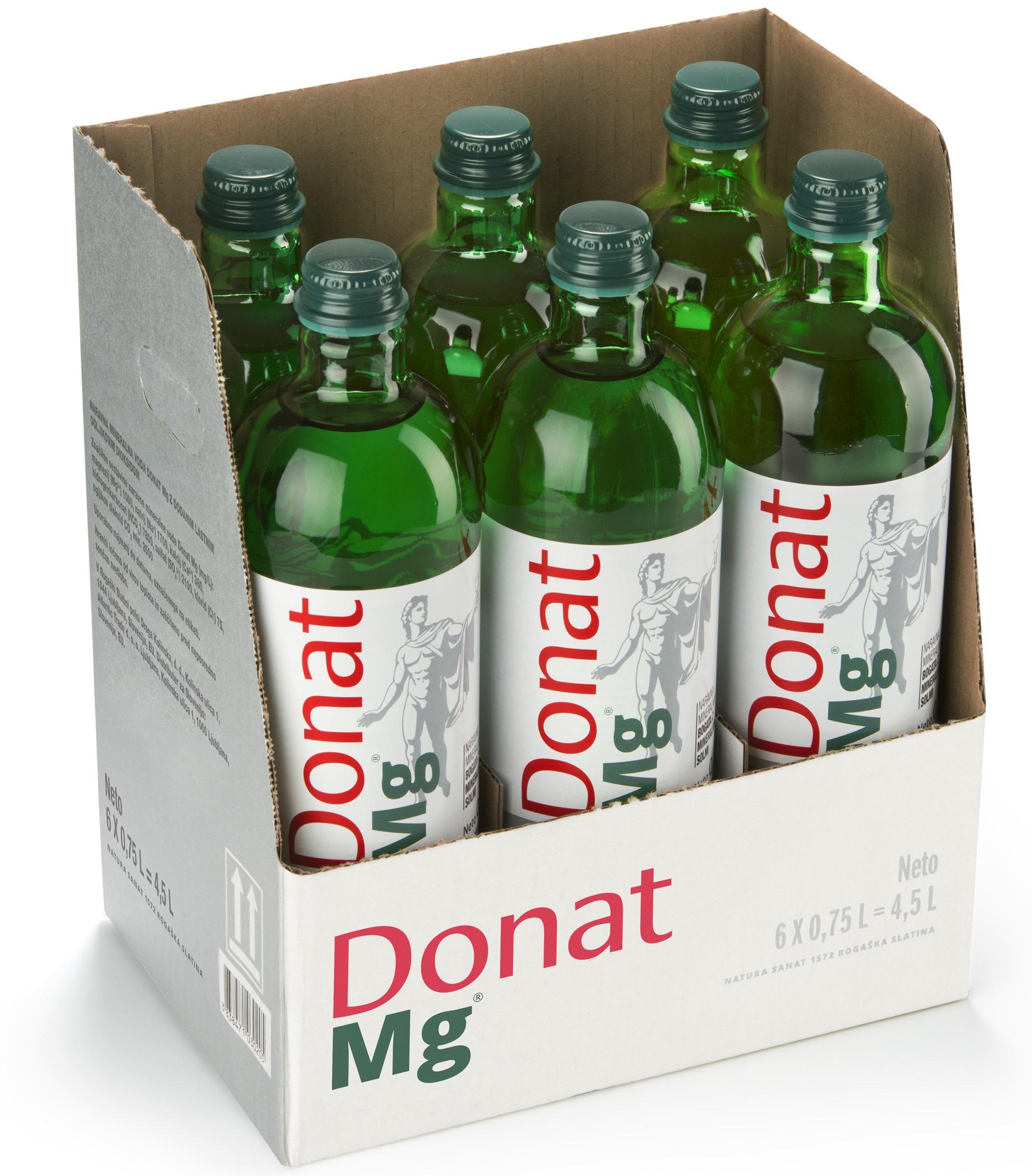 Минеральная вода Донат Mg лечебные свойства способ